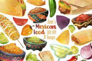 Hispanic food clipart banner stock Hispanic food clipart 4 » Clipart Portal banner stock