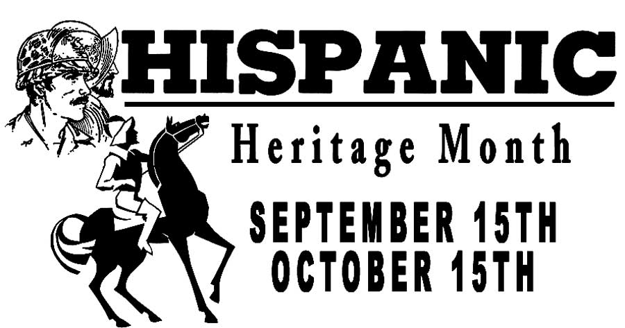 Hispanic heritage month clip art clip art black and white download Hispanic Heritage Month Clipart - Clipart Kid clip art black and white download