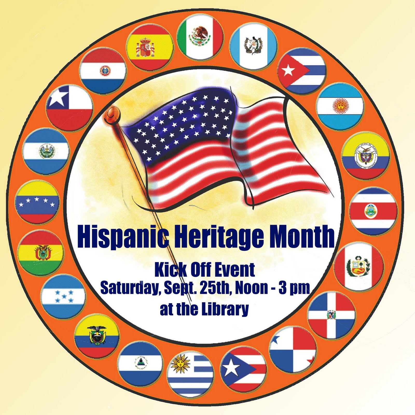 Hispanic heritage month clip art clip art transparent download Hispanic Heritage Month Clipart - Clipart Kid clip art transparent download