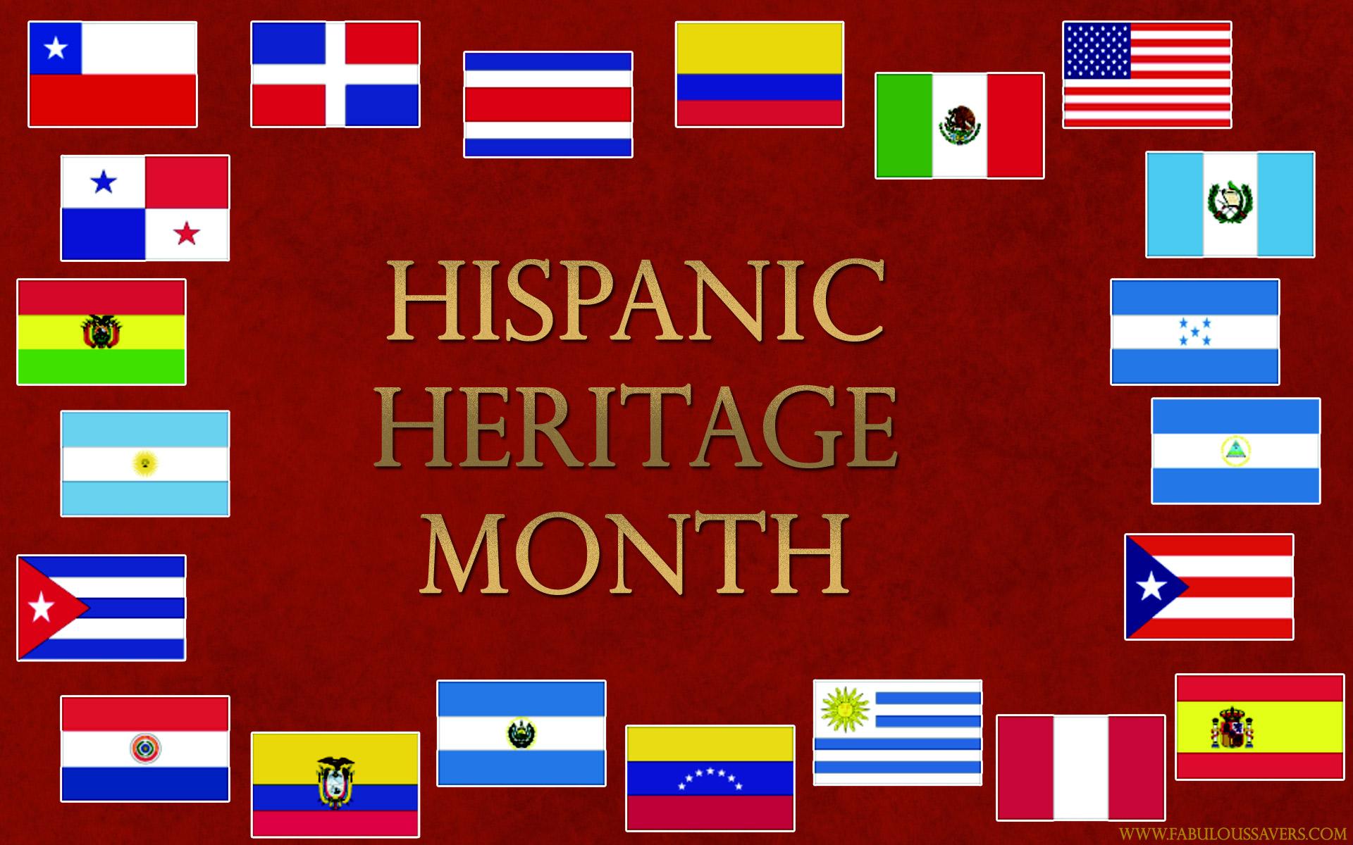 Hispanic heritage month clip art picture freeuse download Free hispanic heritage clipart - ClipartFest picture freeuse download