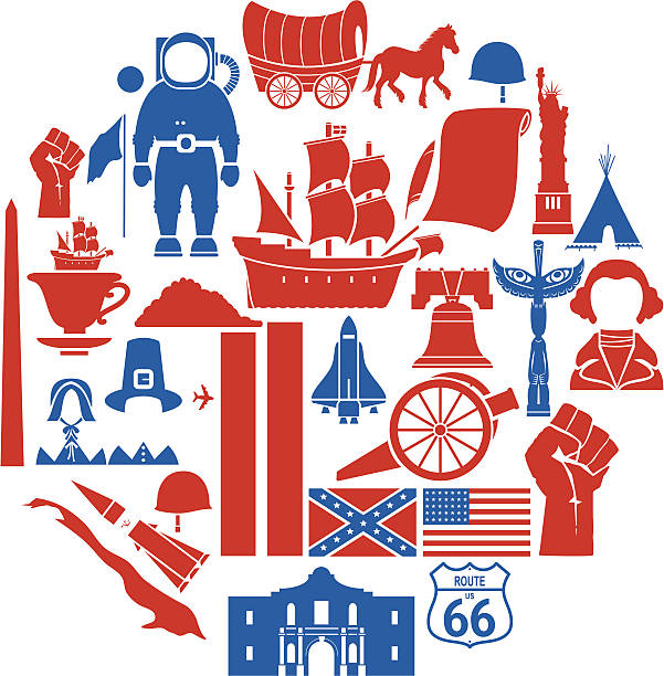 History icon clipart jpg black and white download US History Icon Set » Clipart Station jpg black and white download
