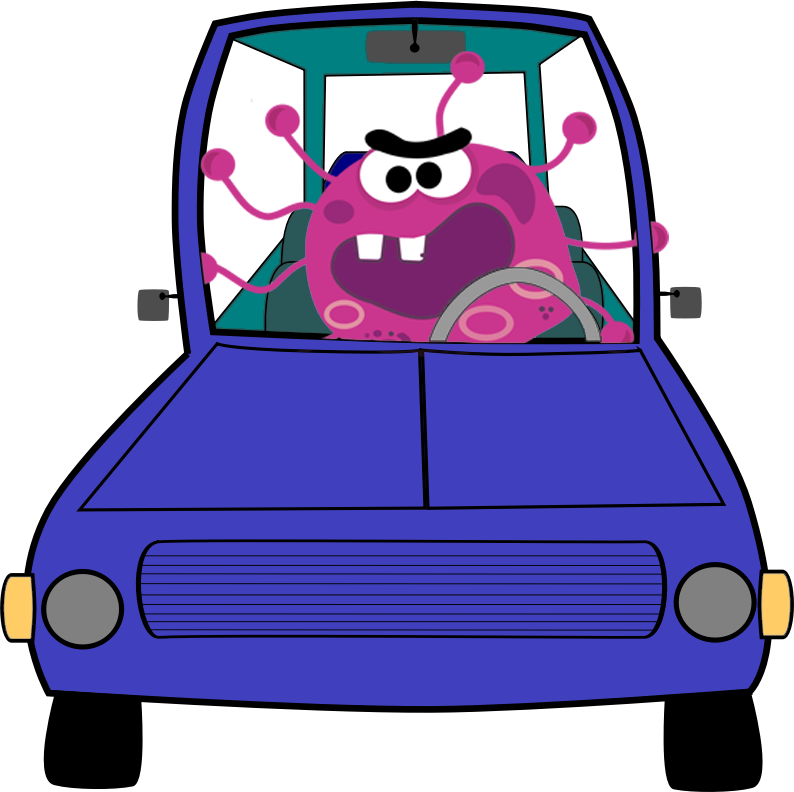 Hit by car clipart jpg royalty free download New era for ME/CFS research as top cytokine study attracts media ... jpg royalty free download