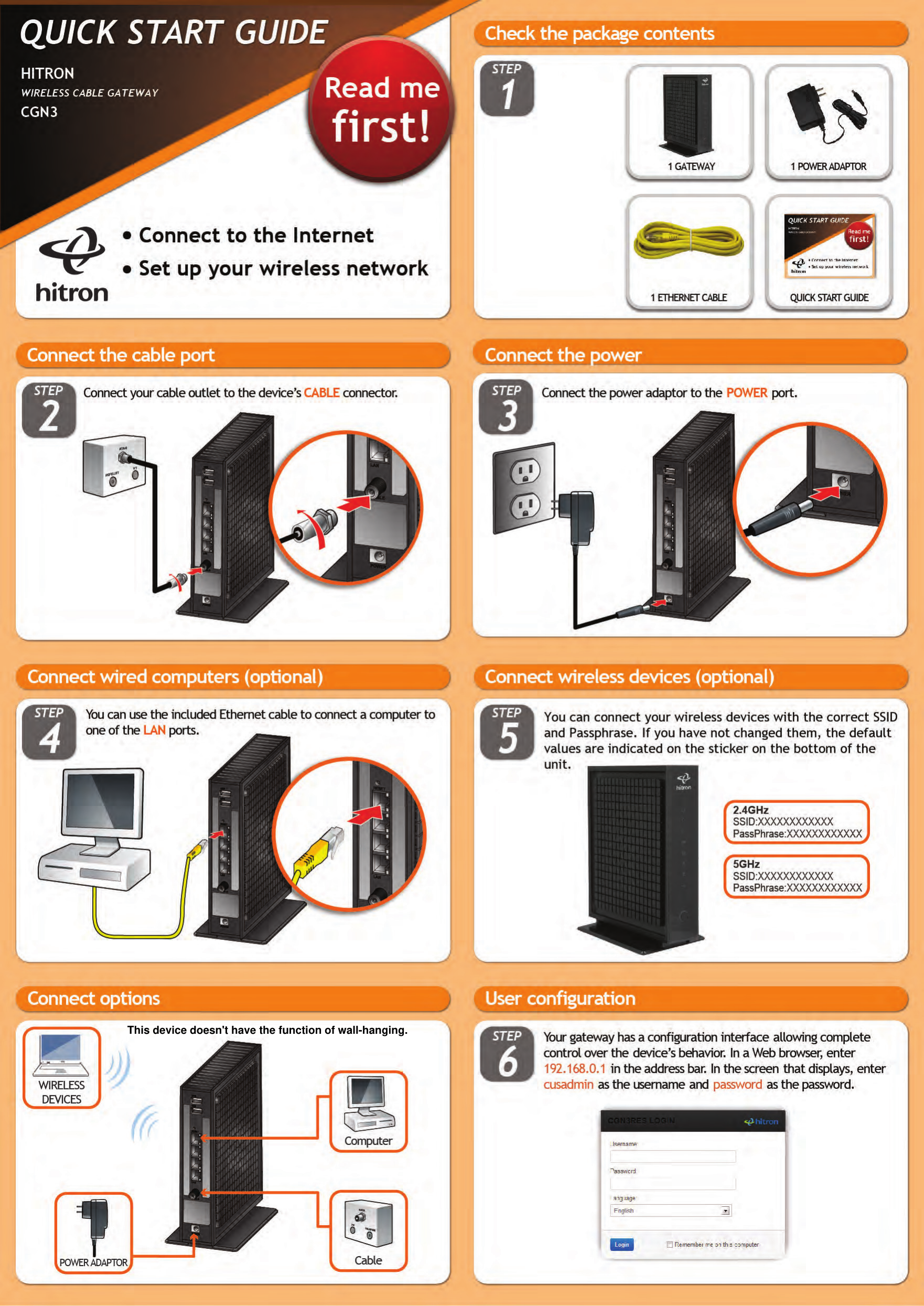 Hitron clipart tv guide picture library CGN31A CGN3 D3 WiFi Gateway User Manual Hitron TECHNOLOGIES picture library