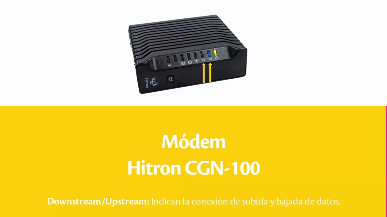 Hitron clipart tv guide picture Guía de uso modem Hitron picture