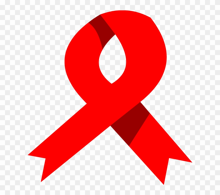 Hiv logo clipart clip black and white stock Hiv/aids Clipart (#1037128) - PinClipart clip black and white stock