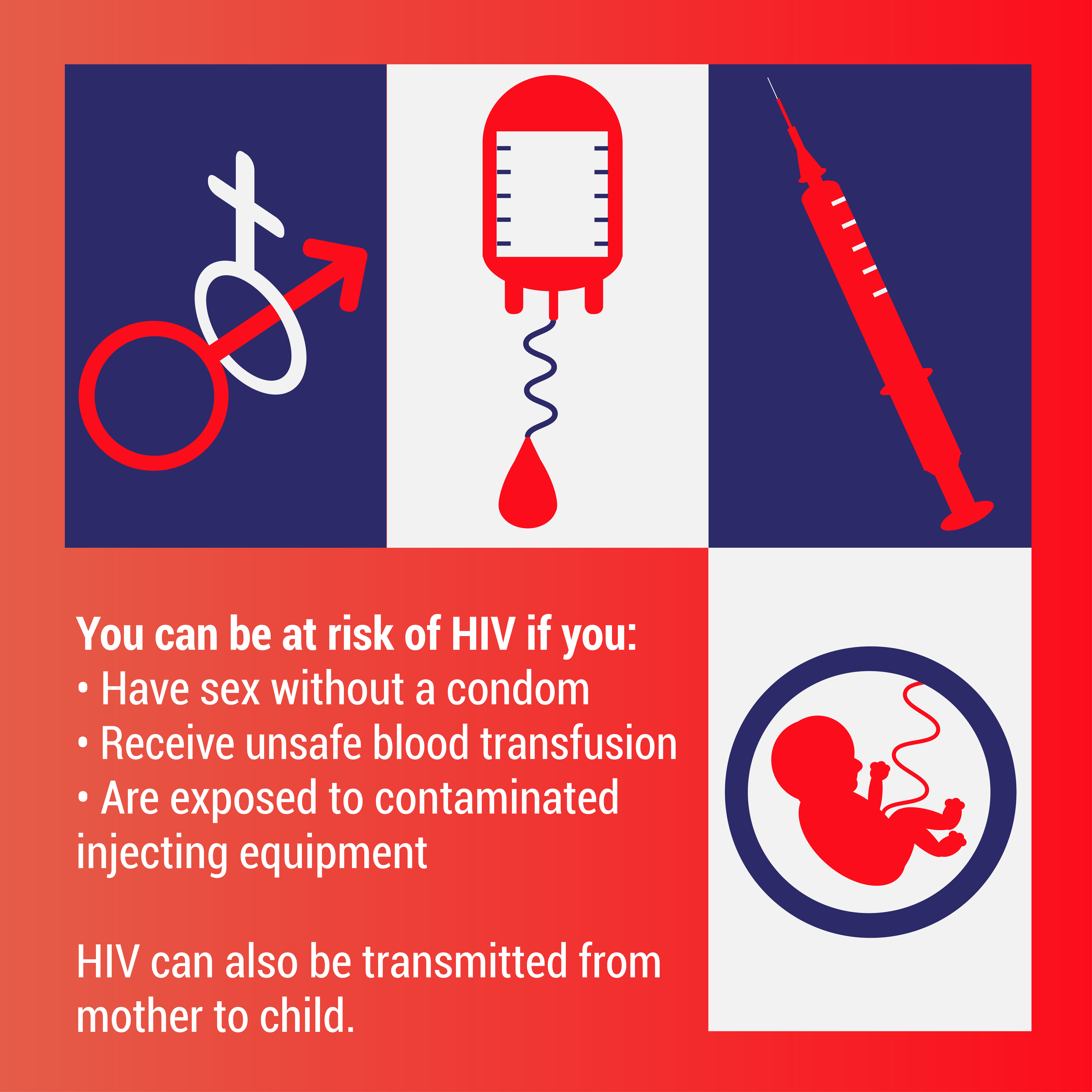 Hiv virus affecting the person clipart png picture library download WHO | Infographics: World AIDS Day 2018 picture library download