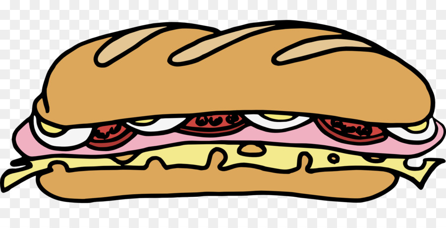 Hoagie clipart png freeuse Junk Food Cartoon png freeuse