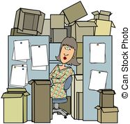 Hoarder clipart clip royalty free stock Hoarding Illustrations and Stock Art. 1,464 Hoarding ... clip royalty free stock
