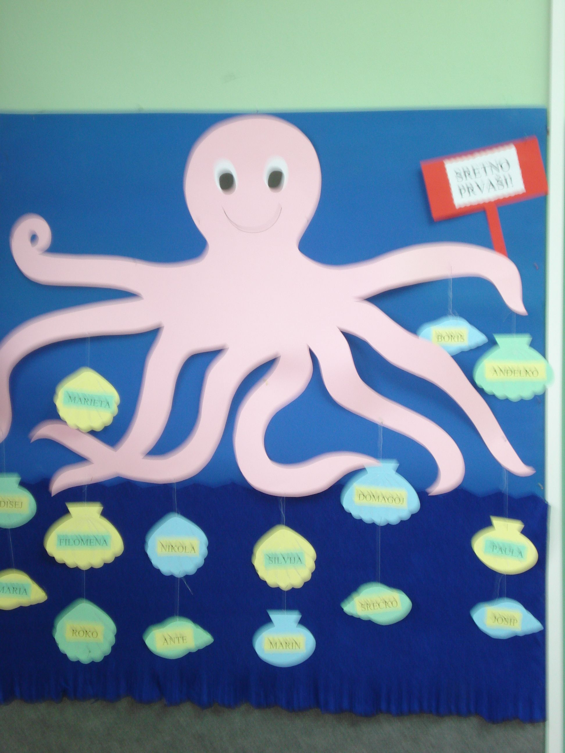 Hobotnica clipart picture free hobotnica   ideje za prvi dan škole   Kids rugs, Rugs, Home ... picture free