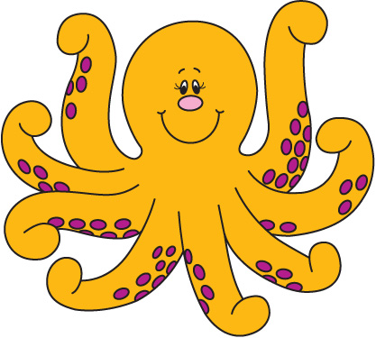 Hobotnica clipart graphic freeuse Octopus Clip Art   Clipart Panda - Free Clipart Images graphic freeuse