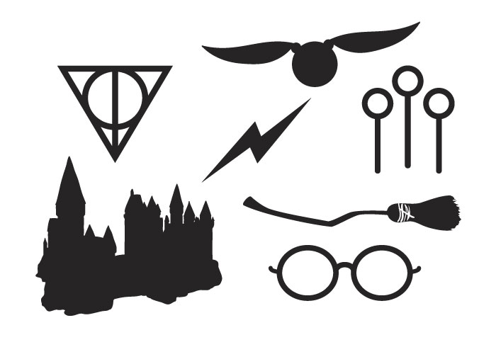 Hogwarts clipart vector png library download Hogwarts Free Vector Art - (4,210 Free Downloads) png library download