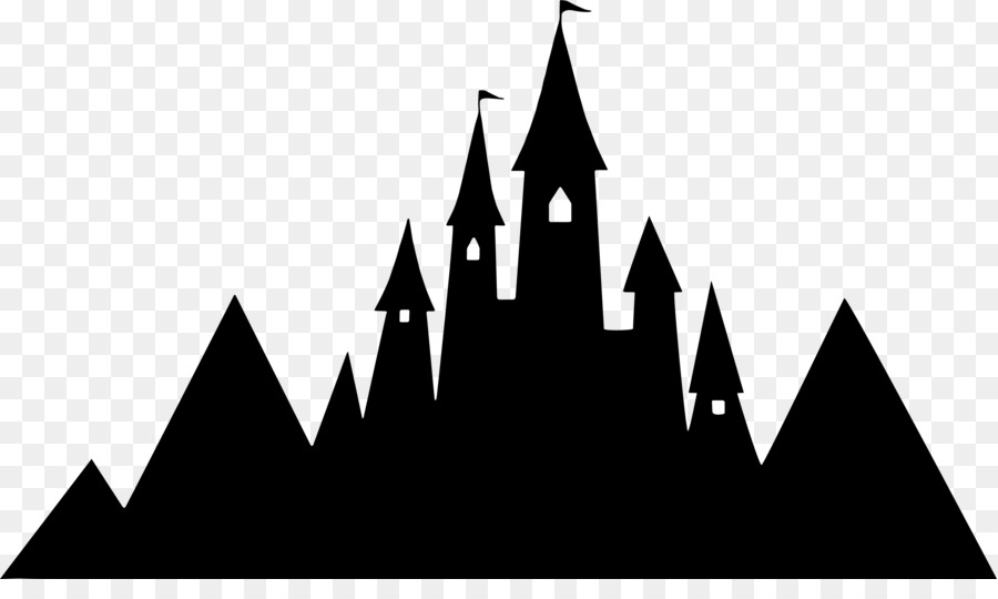 Hogwarts school of witchcraft and wizardry font clipart vector download School Black And White clipart - Silhouette, Font, Triangle ... vector download