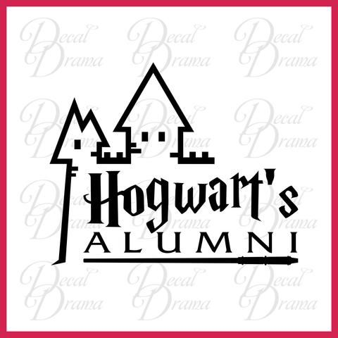 Hogwarts school of witchcraft and wizardry font clipart png transparent library Hogwarts\' School of Witchcraft & Wizardry ALUMNI, Harry ... png transparent library