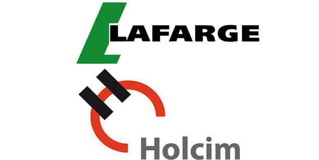 Holcim logo clipart vector stock Lafarge-Holcim logo - Rebecca Travis vector stock