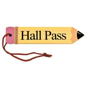 Holding a hall pass clipart jpg free download Free Pass Cliparts, Download Free Clip Art, Free Clip Art on ... jpg free download