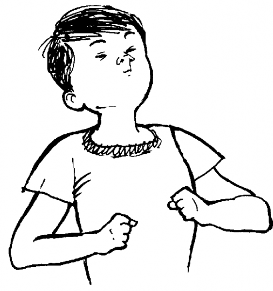 Holding breath clipart png library Breath in Breath Out Clipart - Clip Art Library png library