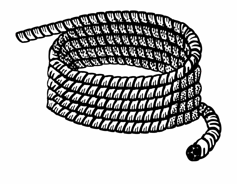 White rope clipart clipart transparent download Free Jump Rope Clipart Black And White, Download Free Clip ... clipart transparent download