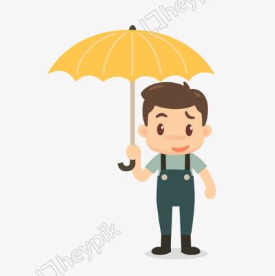 Holdingumbrella clipart vector black and white stock Umbrella PNG - DLPNG.com vector black and white stock