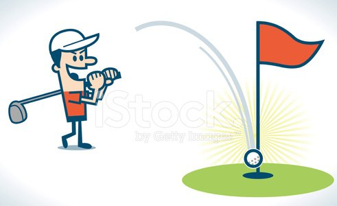 Hole in one clipart images png royalty free Hit A Hole IN One premium clipart - ClipartLogo.com png royalty free