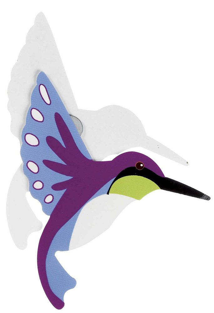 Hole in screen door clipart graphic library library Humming Bird Hole Cover - Ganz Screen Door Saver (Blue) graphic library library