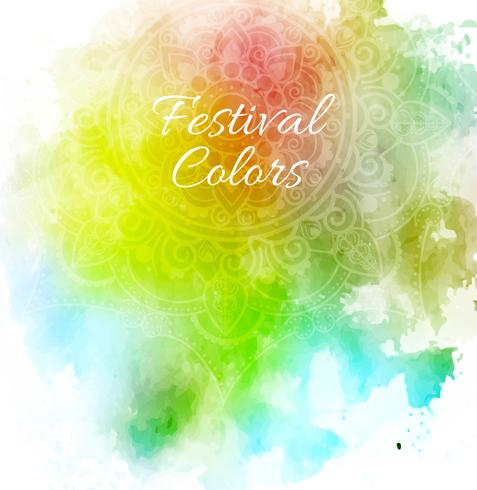 Holi clipart background picture illustration of abstract colorful Happy Holi background ... picture