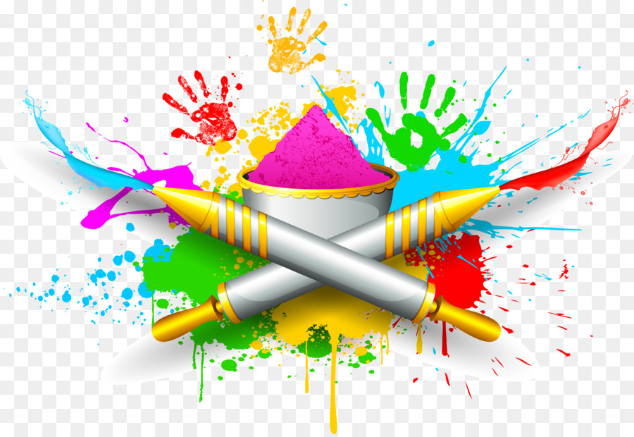 Holi images hd clipart svg library Festival Background clipart - Illustration, Color, Graphics ... svg library