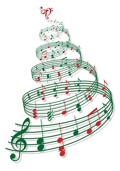Holiday concert clipart vector freeuse Junior High Band/Orchestra Holiday Concert 12/21/2017 ... vector freeuse