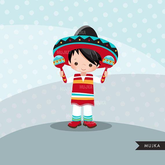 Holiday dancers clipart clipart Cinco de Mayo clipart. Mexican holiday mariachi dancers ... clipart