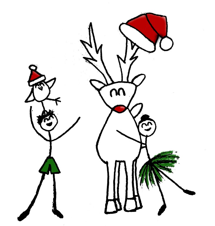 Holiday dancers clipart clip freeuse stock Festivals Holidays | DANCING GREENLY with Heidi and Tim ... clip freeuse stock