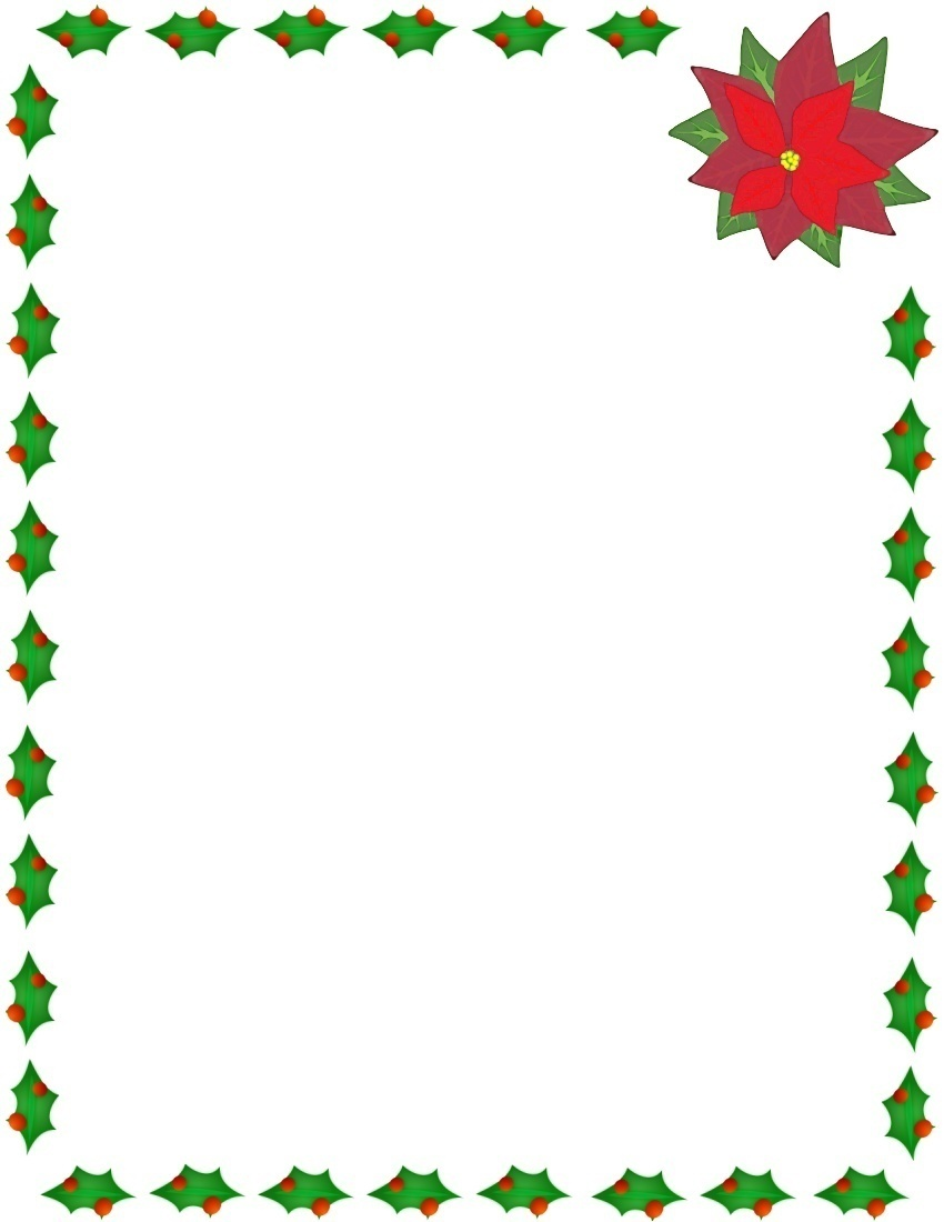 Holiday letter border clipart electronics banner free stock Collection Holiday Letter Borders Pictures - Best easter gift ever banner free stock