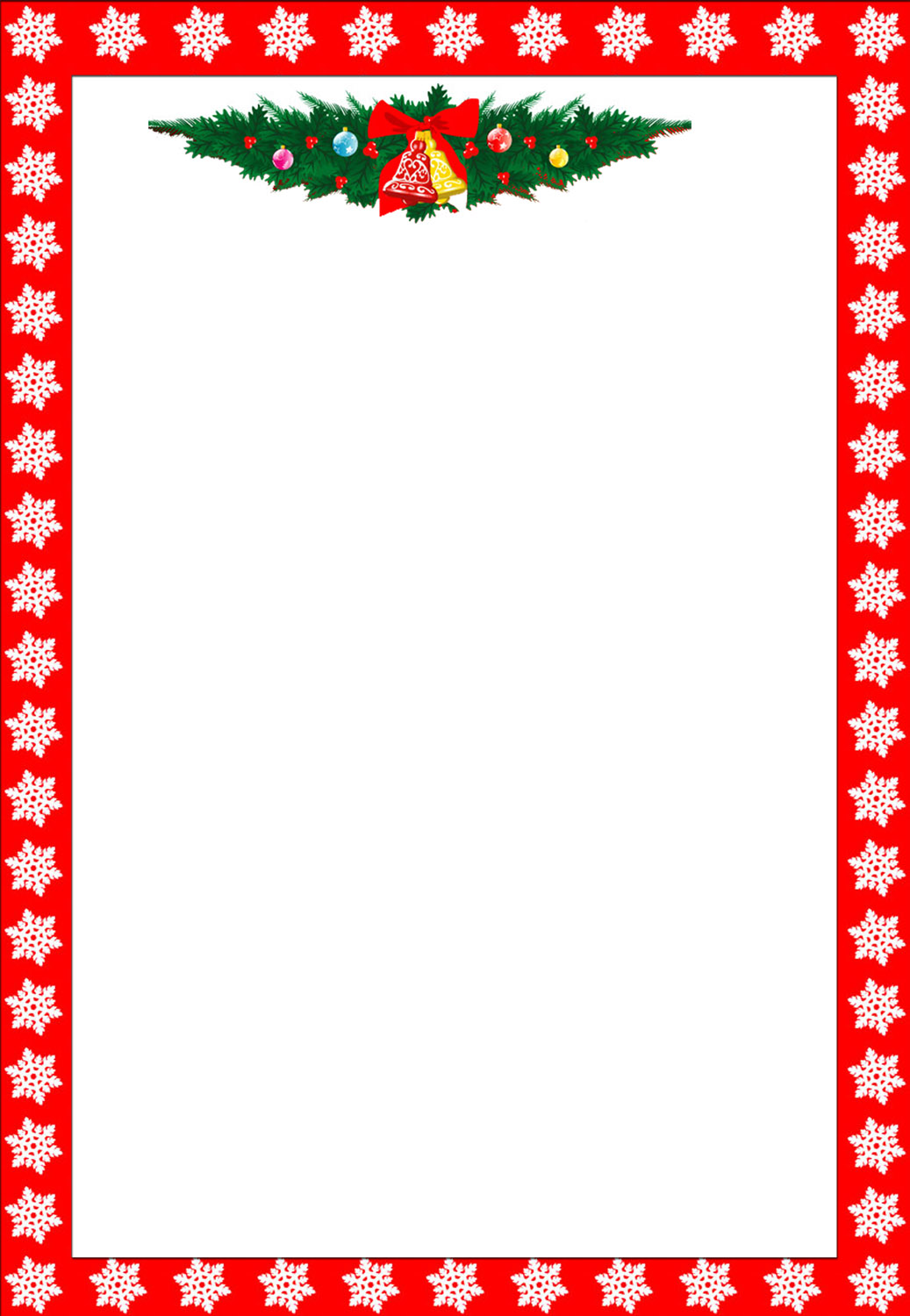 Holiday letter border clipart electronics black and white library Red letter border clipart - ClipartFest black and white library