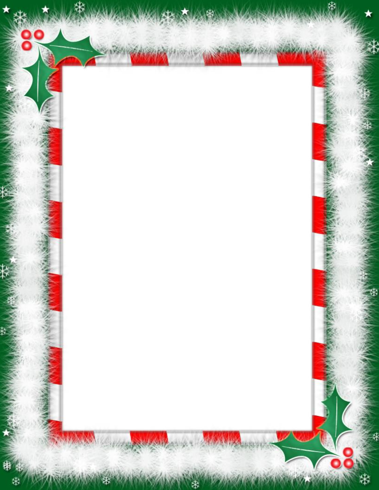 Holiday letter border clipart electronics svg library Images of Holiday Page Borders For Free - Best easter gift ever svg library