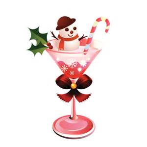 Holiday martini clipart graphic library download Free Christmas Cocktail Cliparts, Download Free Clip Art ... graphic library download