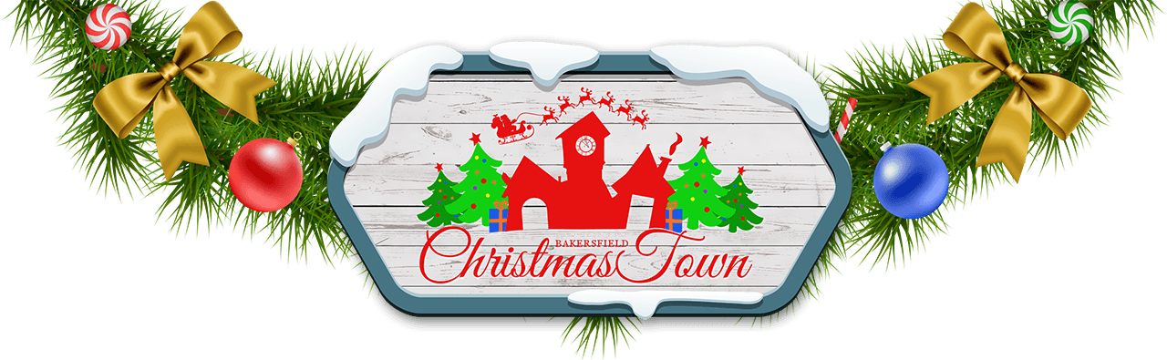 Holiday open house clipart clipart Bakersfield Christmas Town - A holiday experience for all ages clipart