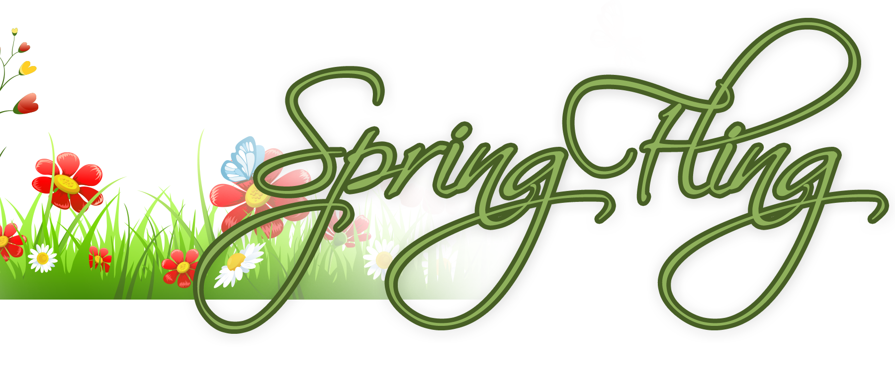 Holiday open house clipart png transparent download Spring Fling Open House!!! • Tussey Mountain Mulch • Altoona, PA png transparent download