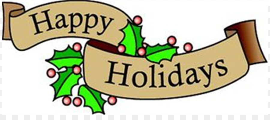 Holiday program clipart banner stock Christmas And New Year Background png download - 888*384 ... banner stock