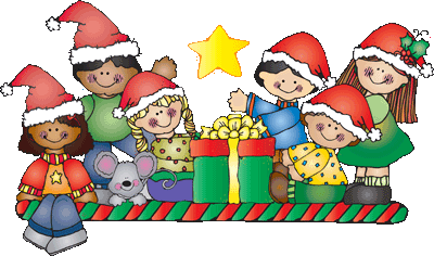 Holiday program clipart banner transparent library December Holiday Clip Art | Free download best December ... banner transparent library