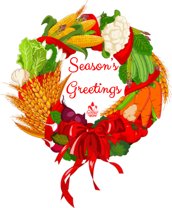 Holiday season greetings clipart png library Donation in Lieu of Holiday Cards - Americas Grow-A-Row png library