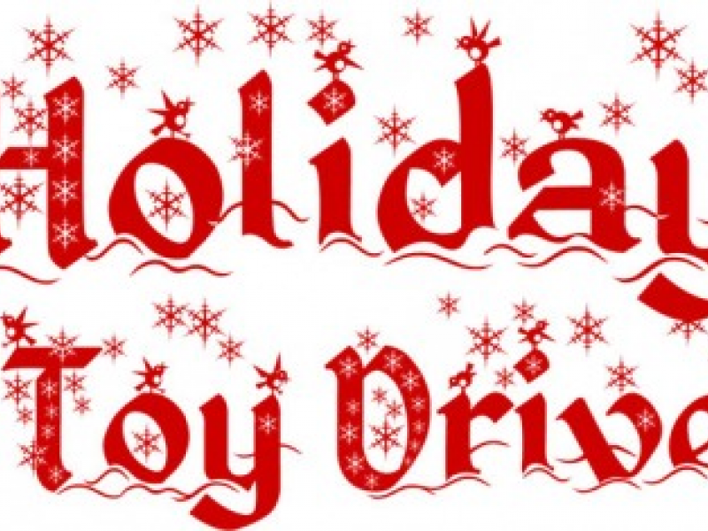 Holiday toy drive clipart png free download Holiday Toy Drive: Give a gift today & make a child smile ... png free download