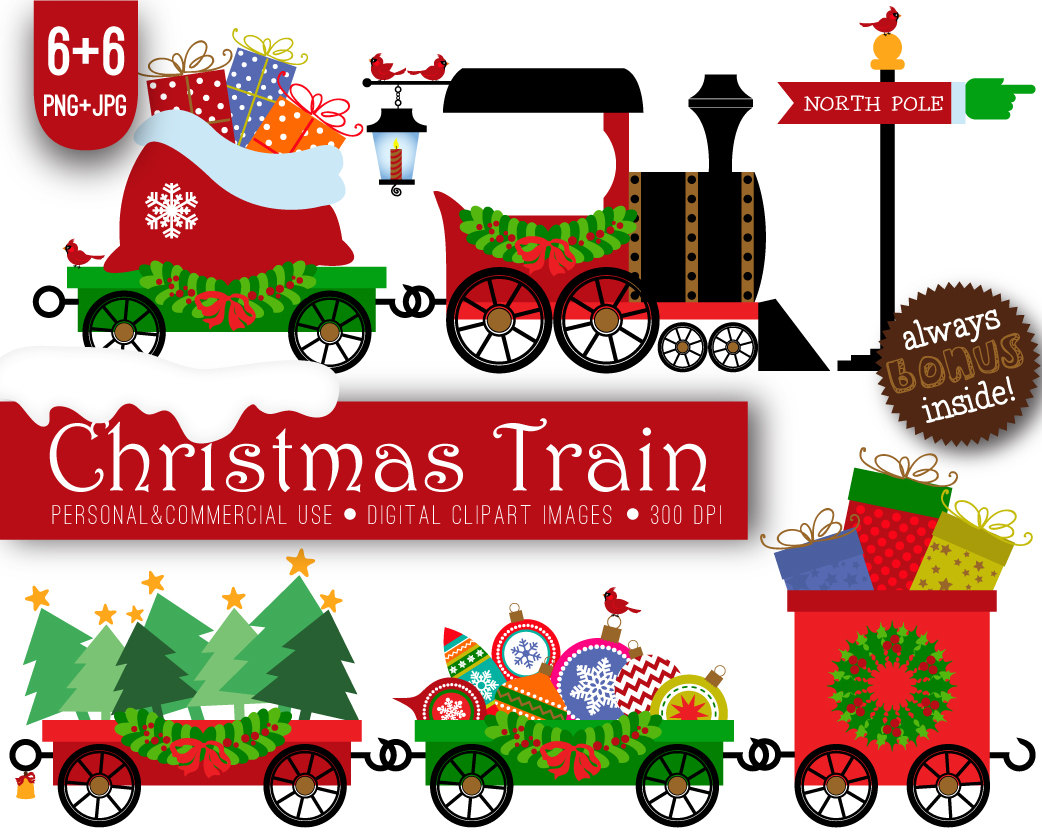 Holiday train clipart black and white free clip art royalty free stock Free Christmas Train Cliparts, Download Free Clip Art, Free ... clip art royalty free stock