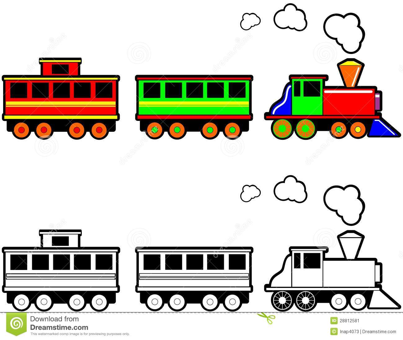 Holiday train clipart black and white free vector free download Train Black And White Clipart | Free download best Train ... vector free download