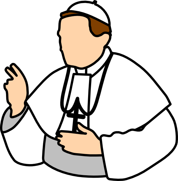 Holiness clipart svg transparent download Holiness Cliparts 8 - 588 X 598 - Making-The-Web.com svg transparent download