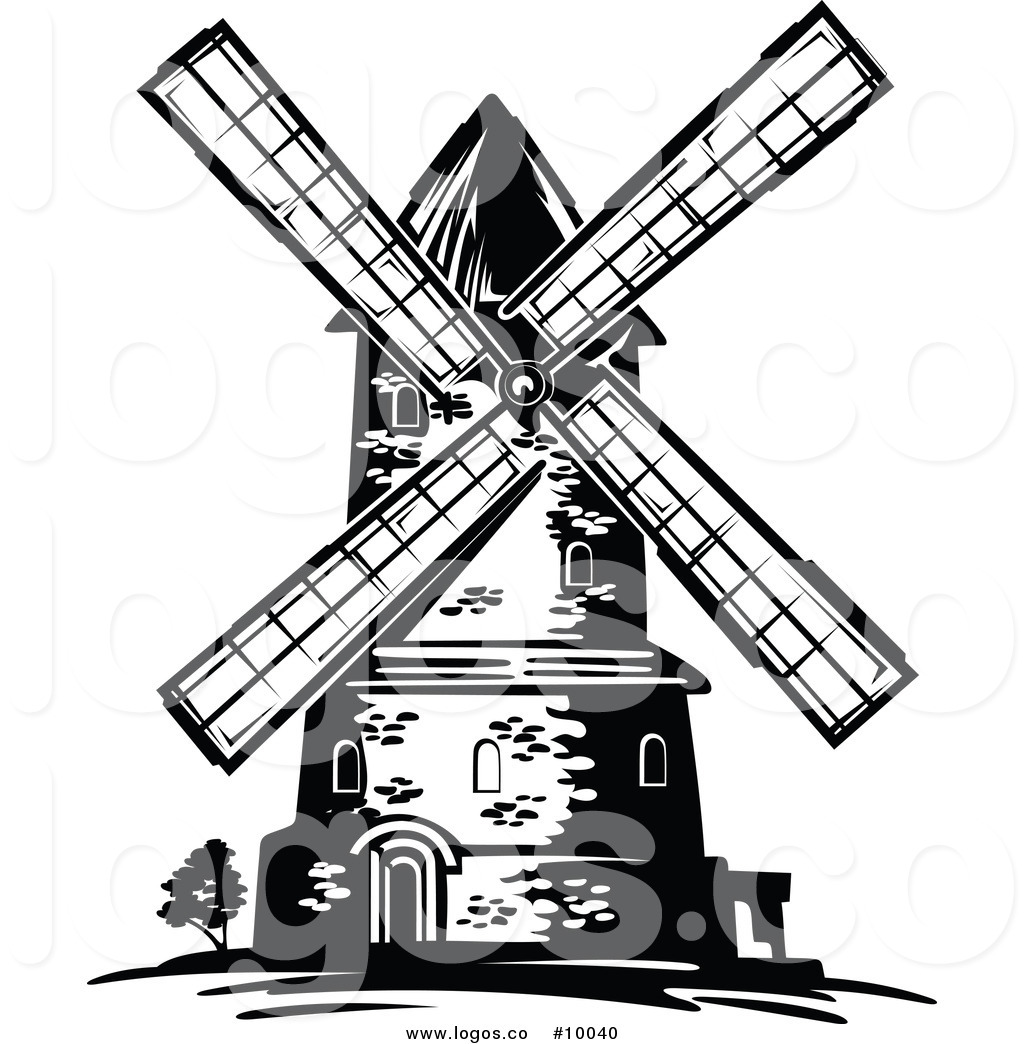 Holland windmill beer clipart image free stock Dutch Windmill Drawing at PaintingValley.com | Explore ... image free stock