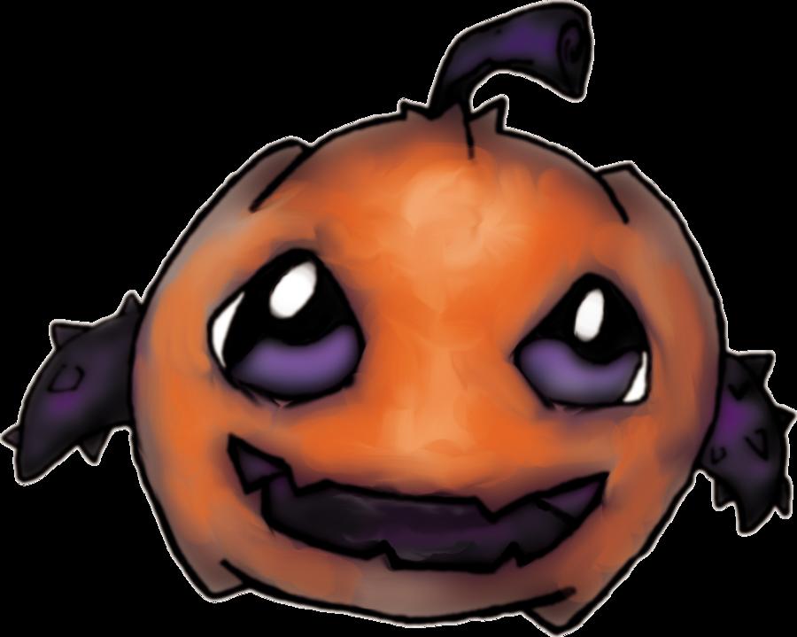 Hollow pumpkin clipart svg free download Pumpkin Monster by ILLMAGUS on DeviantArt svg free download