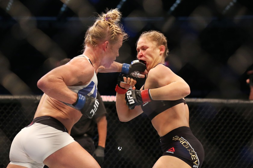 Holly holm clipart picture transparent UFC\'s Dana White says Holly Holm will wait for Ronda Rousey ... picture transparent