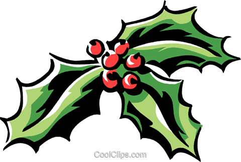 Holly ivy clipart picture download holly and ivy Royalty Free Vector Clip Art illustration ... picture download