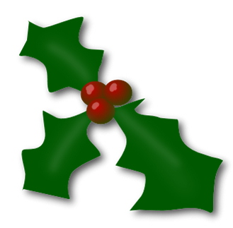 Holly ivy clipart graphic library library Free Images Of Christmas Holly, Download Free Clip Art, Free ... graphic library library