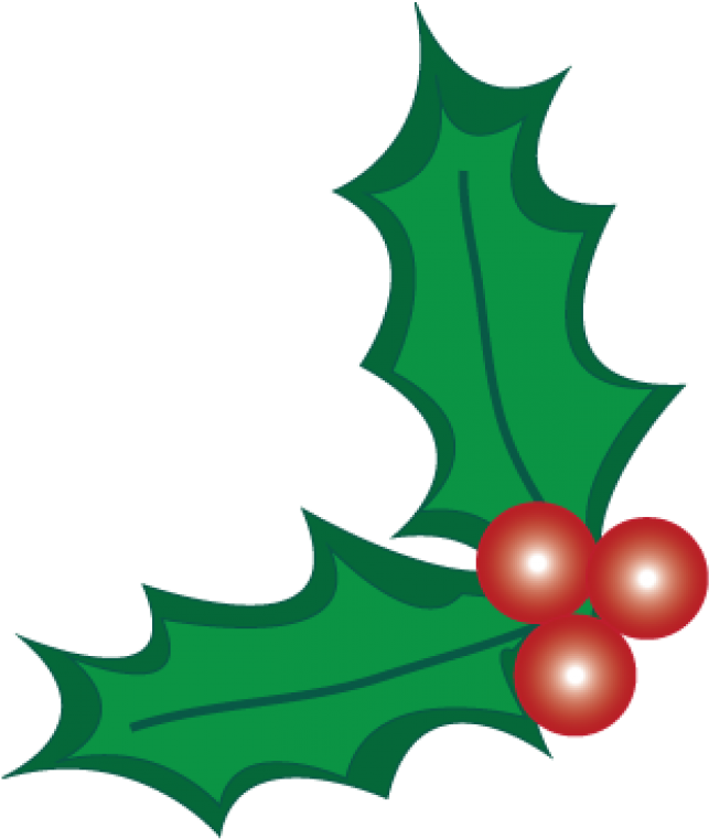 Holly leaves and berries clipart picture royalty free library Permalink To Holly And Berries Clip Art - Holly Berry Clip ... picture royalty free library