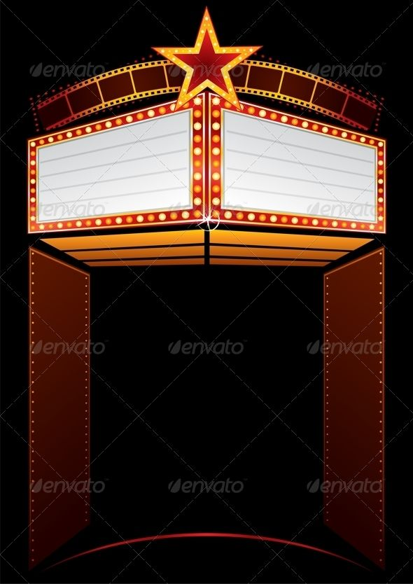 Hollywood clipart backgrounds png stock Movie Premiere - Backgrounds Decorative   Hollywood in 2019 ... png stock