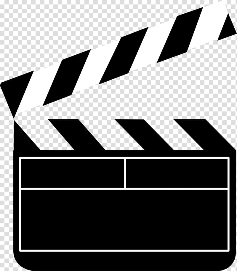 Hollywood clipart black and white freeuse stock Art film Hollywood Cinema , clapper board transparent ... freeuse stock